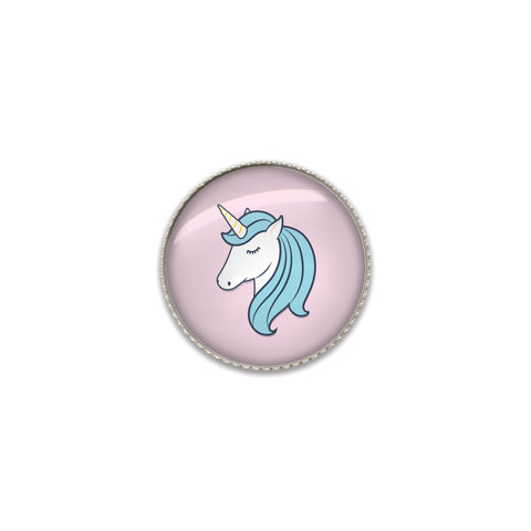 Unicorn Sew On Button | Handcrafted USA