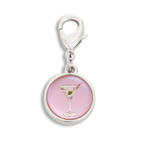 Charm featuring Martini Pink