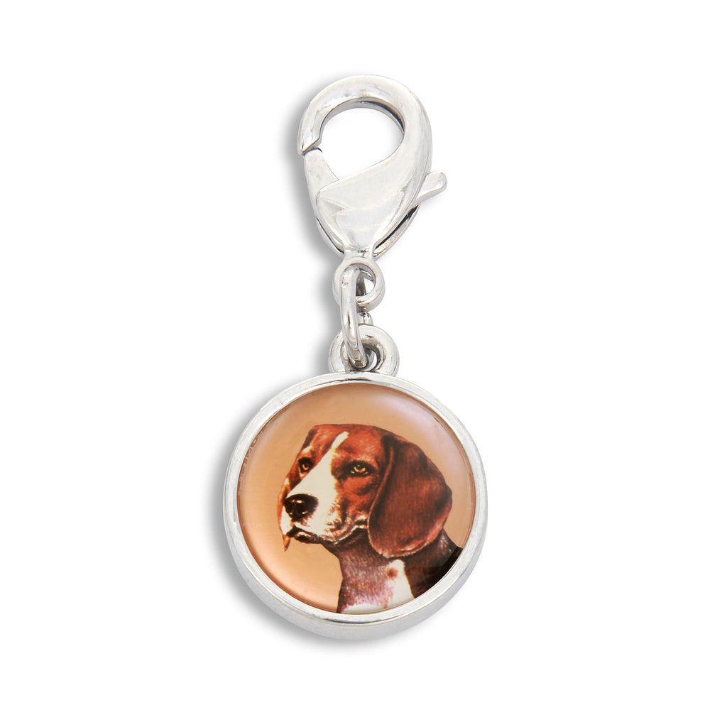 Charm featuring Beagle