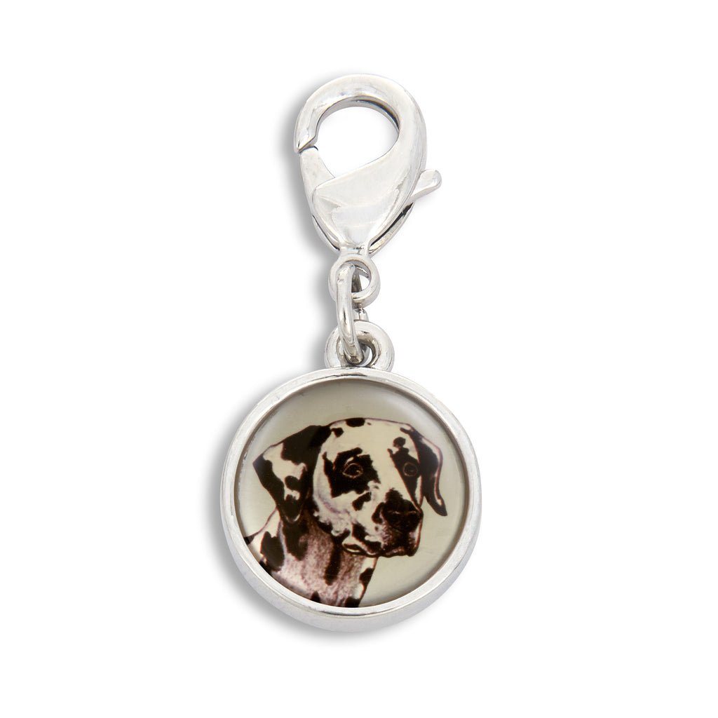 Charm featuring Dalmation