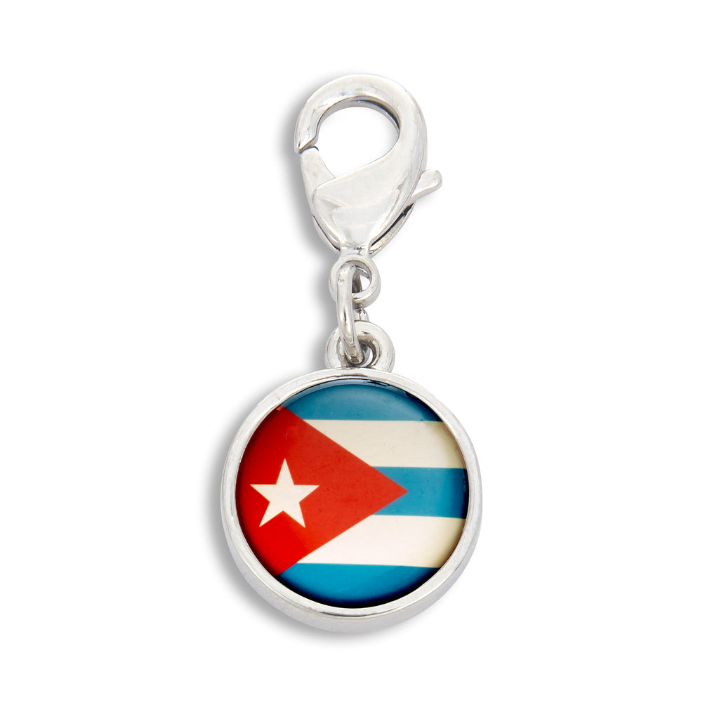 Charm featuring the Cuba Flag