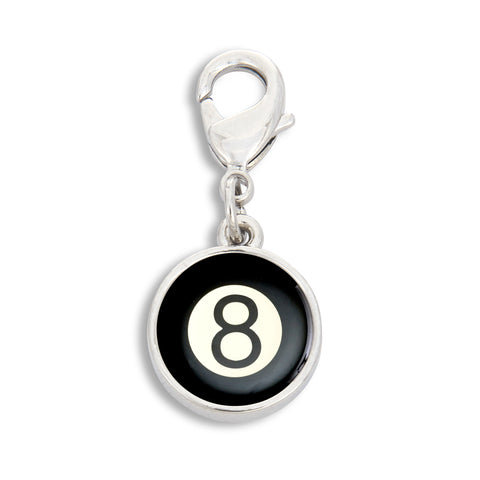 Charm featuring the 8-ball