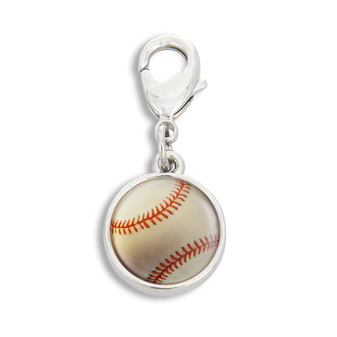 Charm featuring Baseball