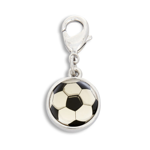 Charm featuring Soccer Ball