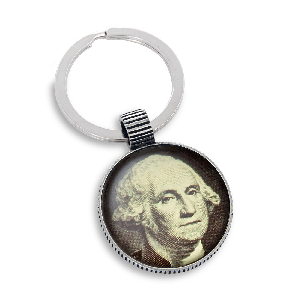 Keyring featuring Dollar George