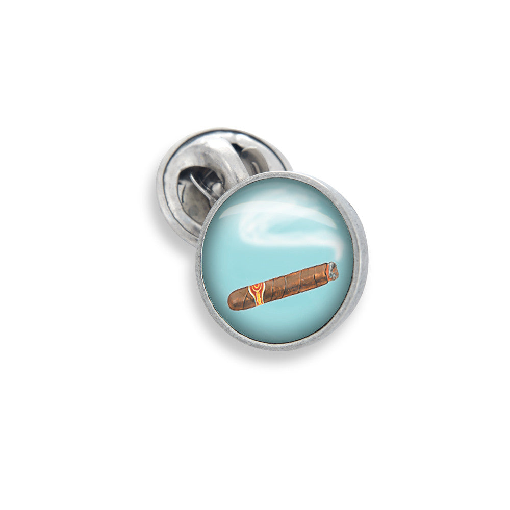 Lapel Pin In 13mm Featuring Our Classic Blue...
