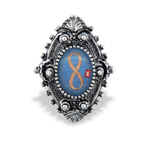 Infinity Filigree Ring- Handcrafted USA