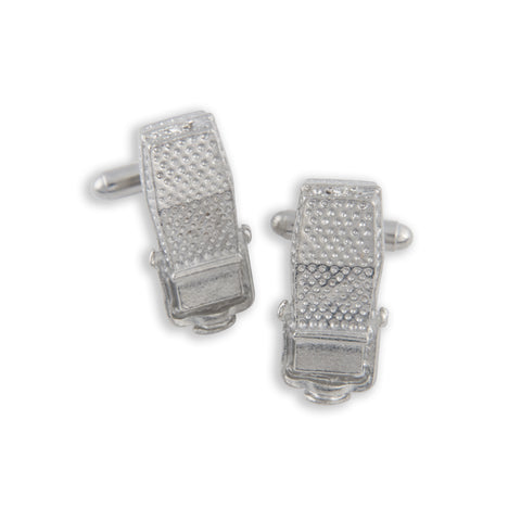 Winky&Dutch Original Vintage Microphone Cufflinks