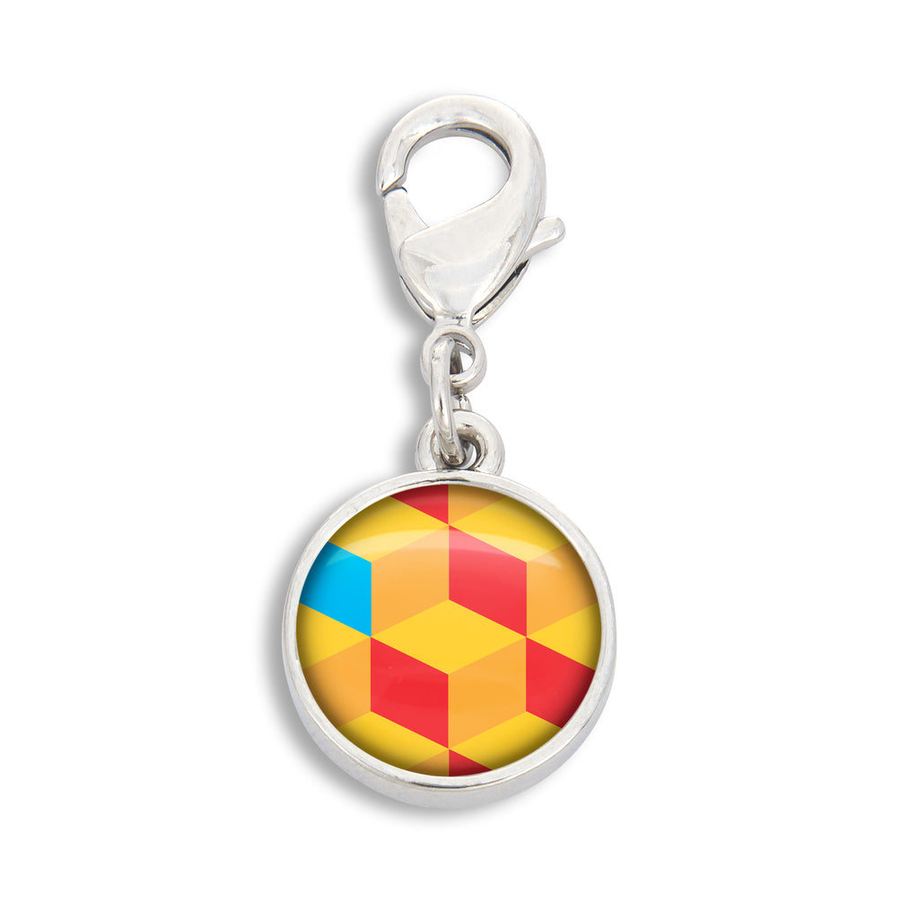 In Living Color Charm