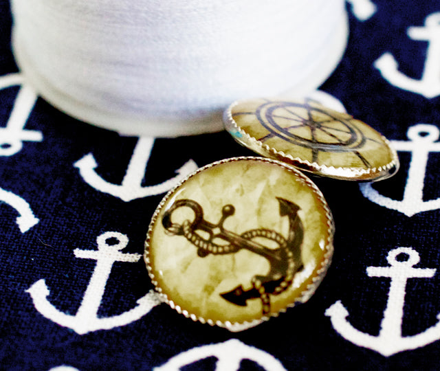 Sew On Button Collection