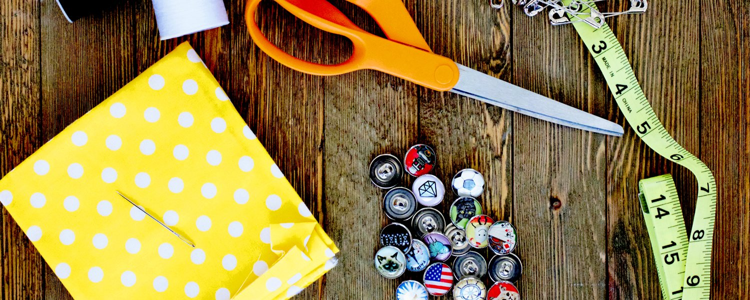Sew on Novelty Buttons | Handcrafted in USA