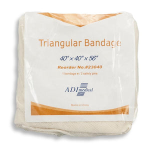 Triangular Bandage (Pkg of 12)