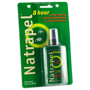 Natrapel Insect Repellent, 20% Picaridin, 3.4 oz