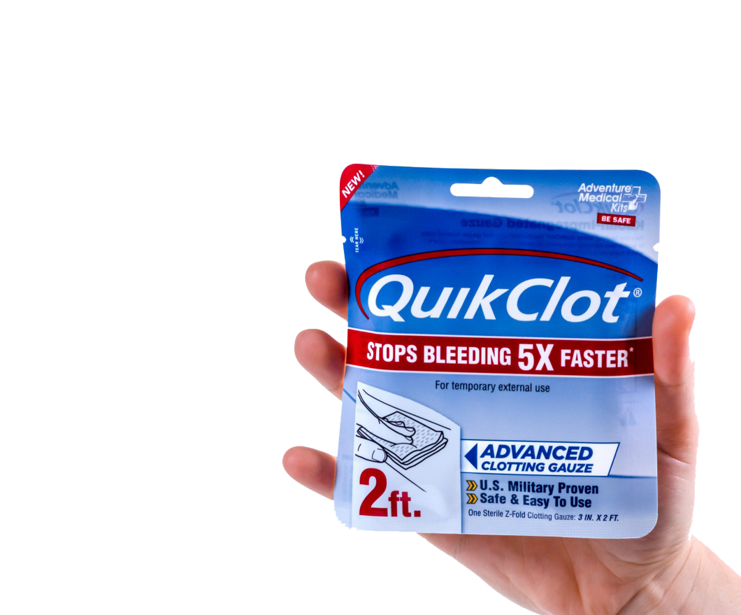 QuikClot 3in x 2ft