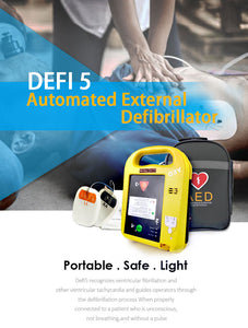 Meditech Automated External Defibrillator AED