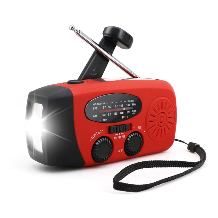 Emergency Hand Crank Radio