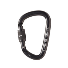 Load image into Gallery viewer, Sterling Eagle Carabiner