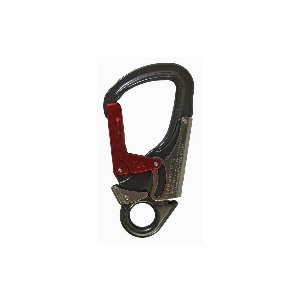 Sterling Triple Action Aluminum Snaphook