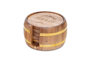 Barrel Coasters