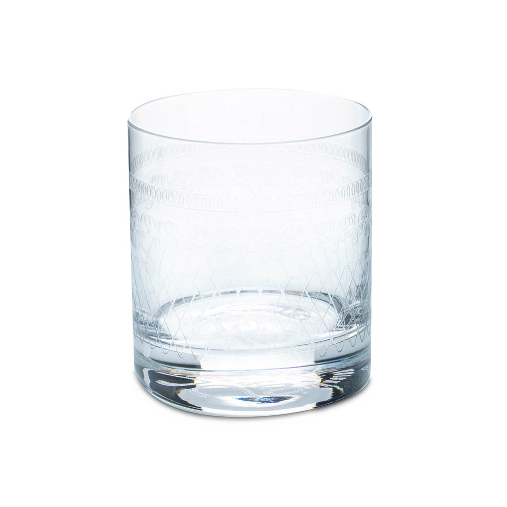 Old Fashioned Glass 2pk