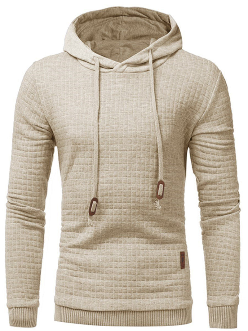 Plain Pullover Hooded Spring Hoodies