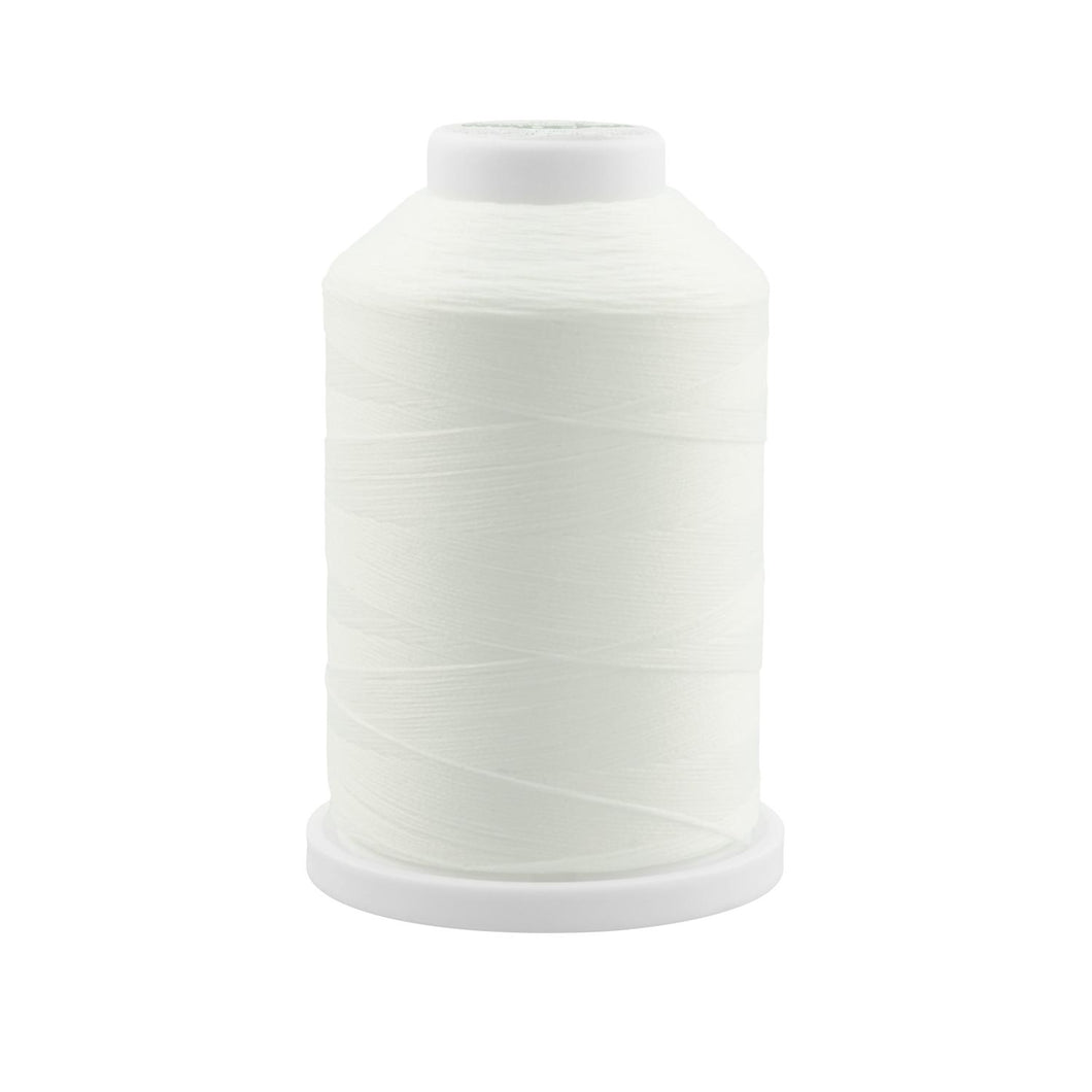 Aeroflock Serger Thread #8020 White