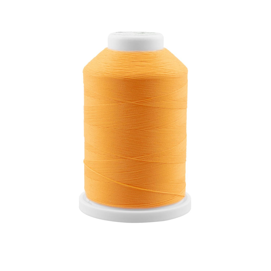 Aeroflock Serger Thread #9937 Neon Orange