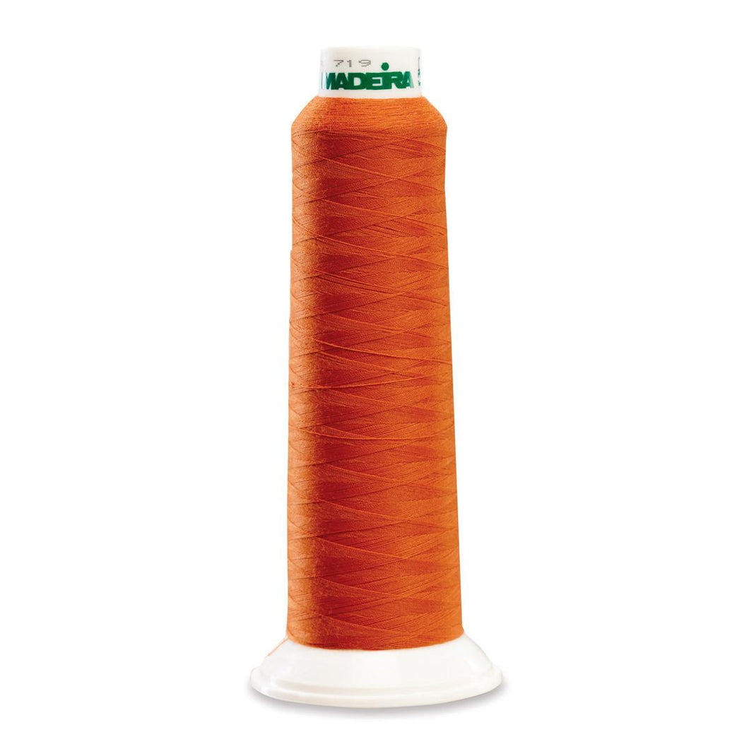 Aerolock Serger Thread #8651 Pumpkin