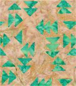 American Quilt - Teal Arrows