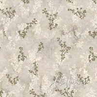 Hoffman Metallic - Sprigs Beachsand Gold
