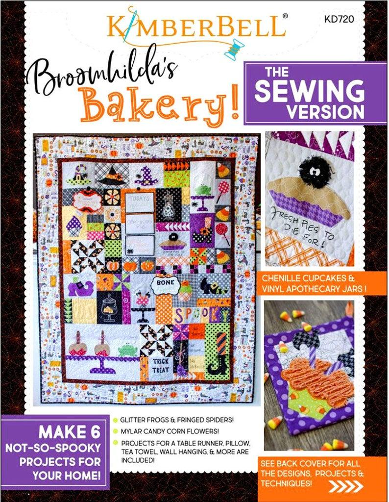 Broomhilda's Bakery-Sewing Version