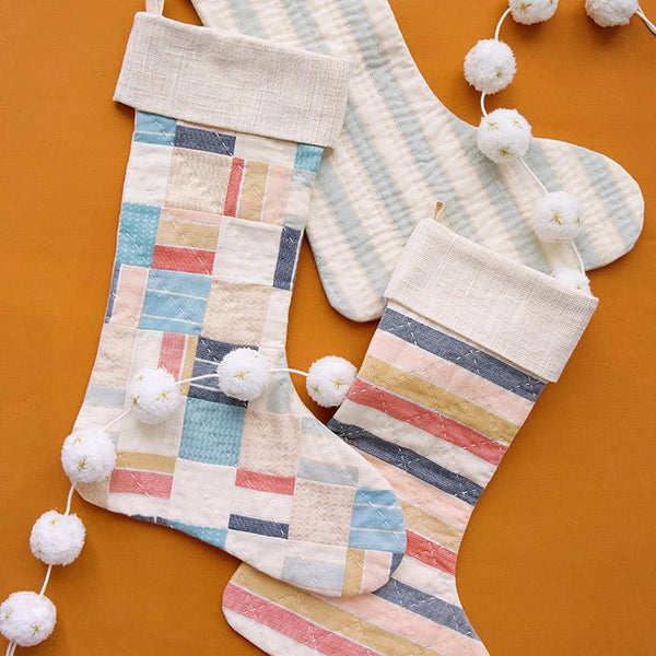 Candlelight Stocking Project Sheet