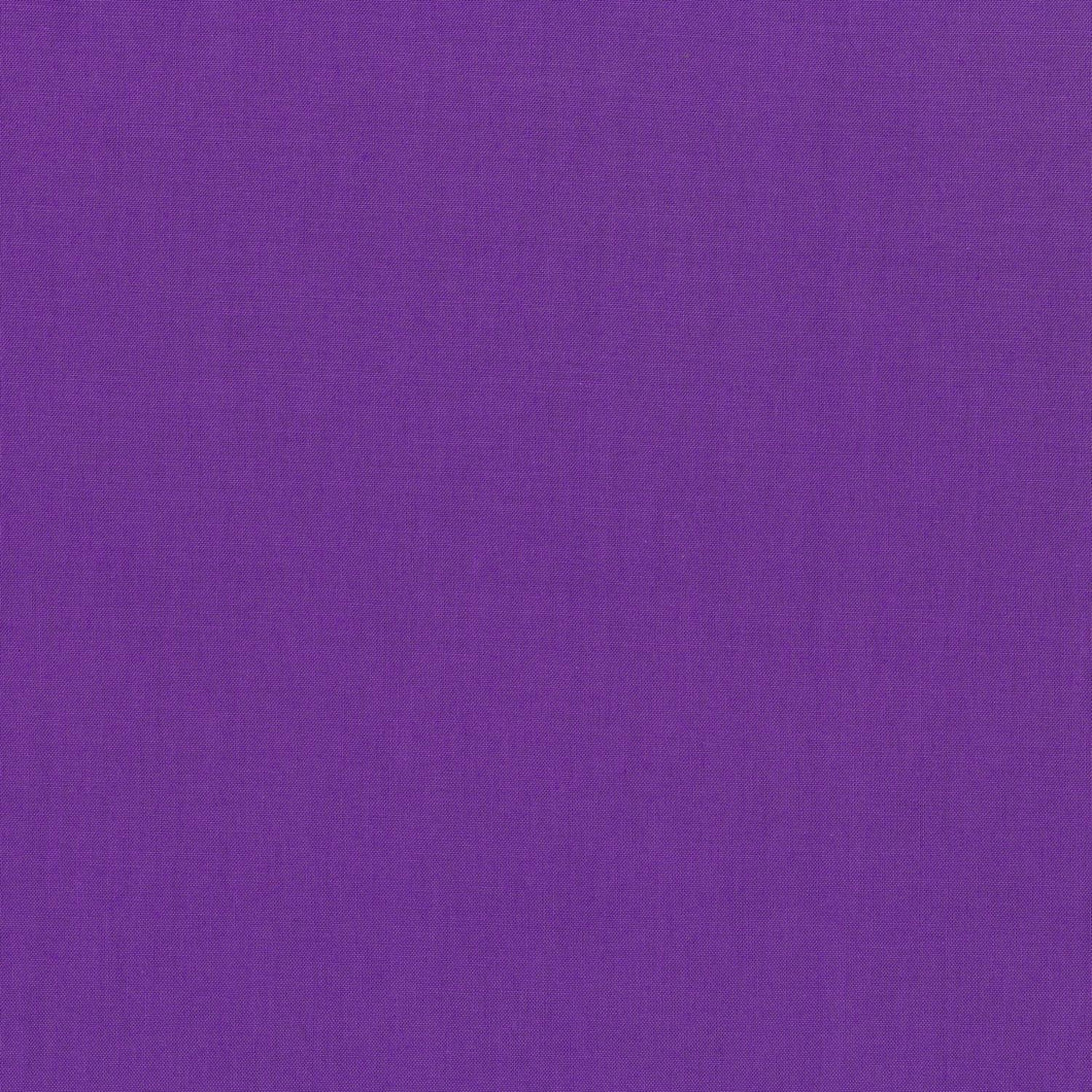 Cotton Supreme Solid 317 - Jacaranda