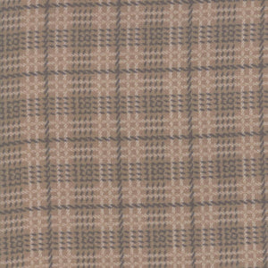 Farmhouse Flannels II Plaid - Toast