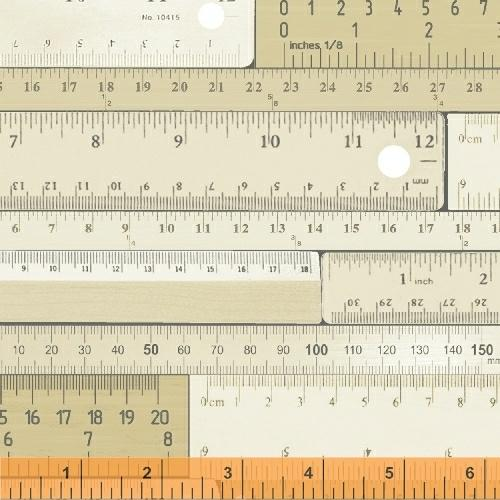 Measure-Rulers, light