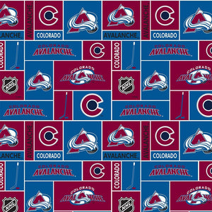 NHL-Colorado Avalanche Grid
