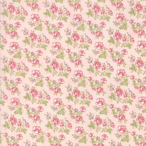 RUE 1800-Pink with Small Flowers