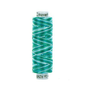 Razzle-Variegated RZM06 Tropical Teal