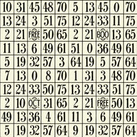 Sew Scary-Number Grid
