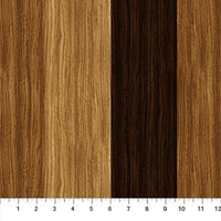 The View From Here-Woodgrain Strip,Chestnut