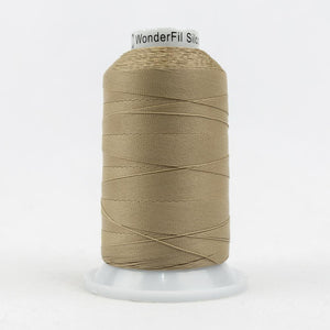Silco Thread-SC14, Greyish Brown