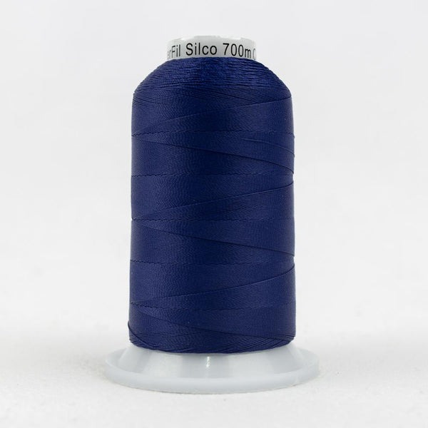 Silco Thread-SC25, Dark Blue