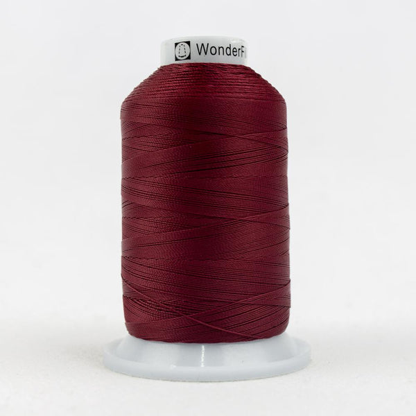 Silco Thread-SC28, Burgundy