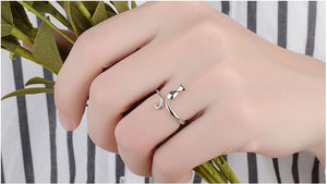 Catooz Silver Ring
