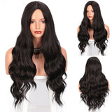 "26"" Long Wavy Ombre Synthetic Wigs (various colors)"