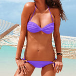 Neon Colors Two-Piece Bikini Set