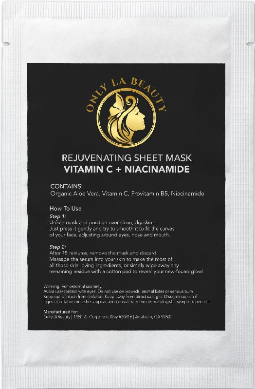 Hydrating Face Sheet Mask
