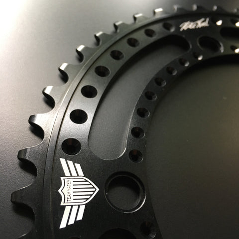 2016/2017 Drillium Track Chainrings