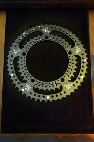 Drillium Double Chainrings