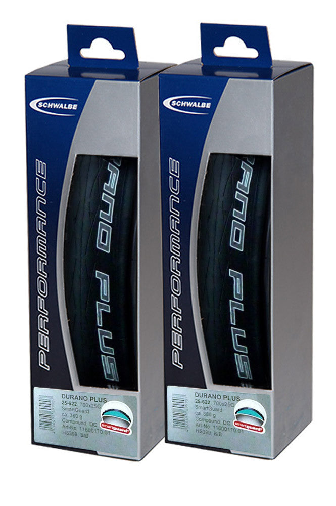 Tyres: Schwalbe Durano Plus Performance Folding Tyre